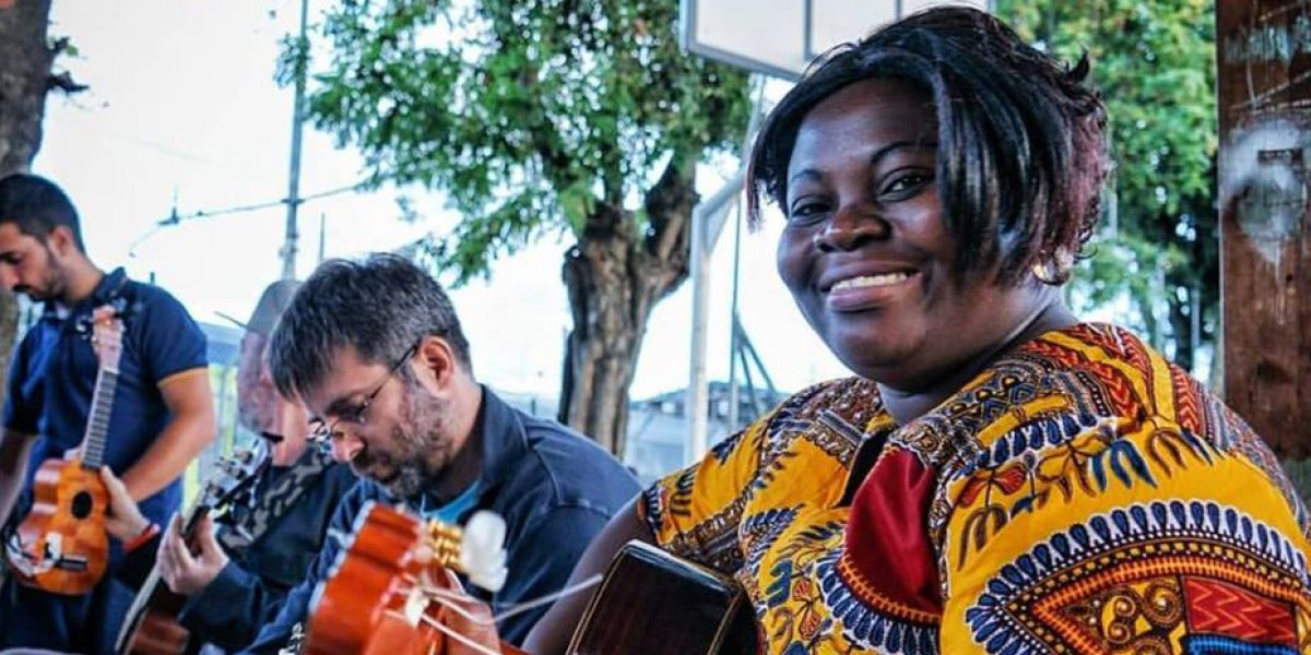 "On the occasion of World Refugee Day, Centro Astalli, JRS Italy, launched ""Yala"", an album resulted from the musical journeys of refugees and those who want to create welcoming and peaceful communities."