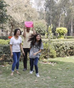 Chin refugees celebrate International Women's Day with activities organised by JRS India