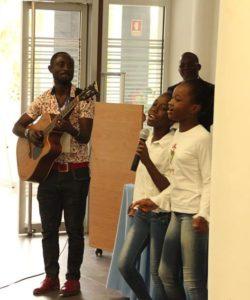 Advocacy event in Angola