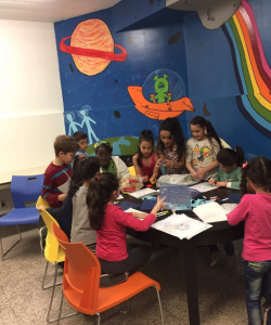 JRS Canada conversational classes for refugees in Québec
