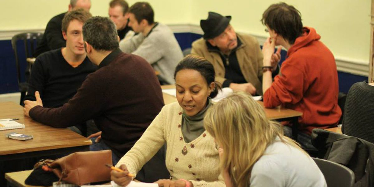 JRS Ireland provides services that aim to enhance the capacity of asylum seekers and their families to participate fully in society, including language classes provided on a one-to-one basis.